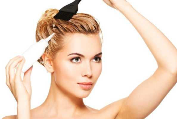 Jakie produkty wybrać do farbowania włosów w domu