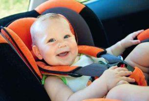 Problemy z podróżowaniem dziecka a może niewygodny fotelik samochodowy?