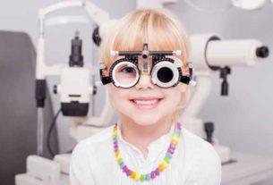 Okulista dziecięcy – kiedy powinien zbadać dziecko