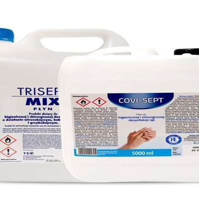 Covi Sept - preparat do dezynfekcji rąk