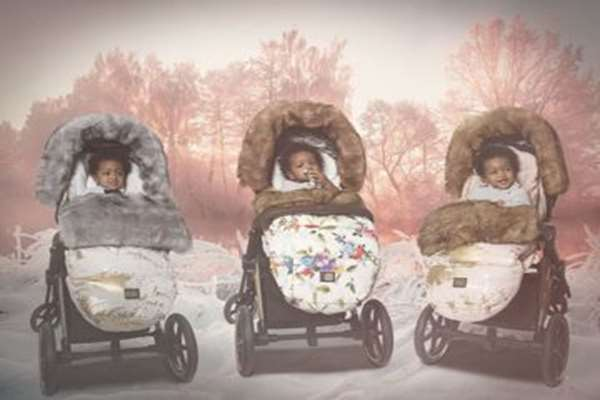 Wygodnie i ciepło podczas spacerów z wózkiem