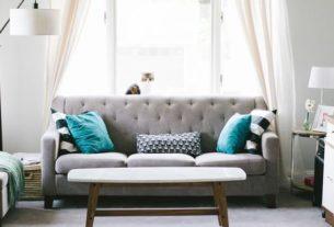 Jak prosto odświeżyć wygląd salonu?